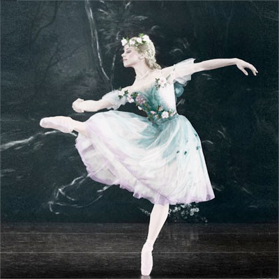 Lisa LaManna as Titania in THE DREAM
