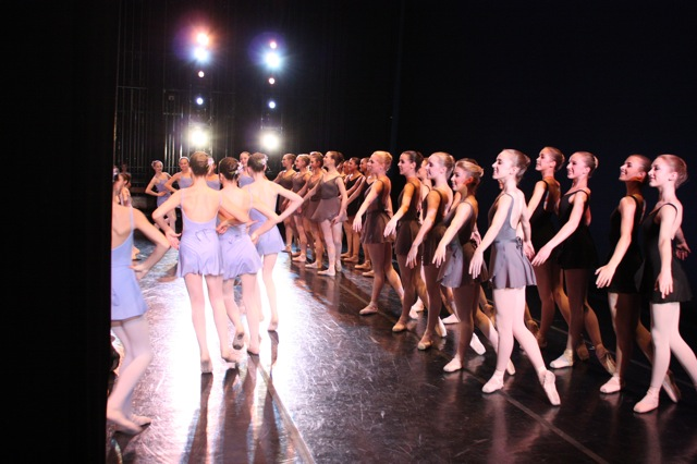Defile - Ballet West Academy