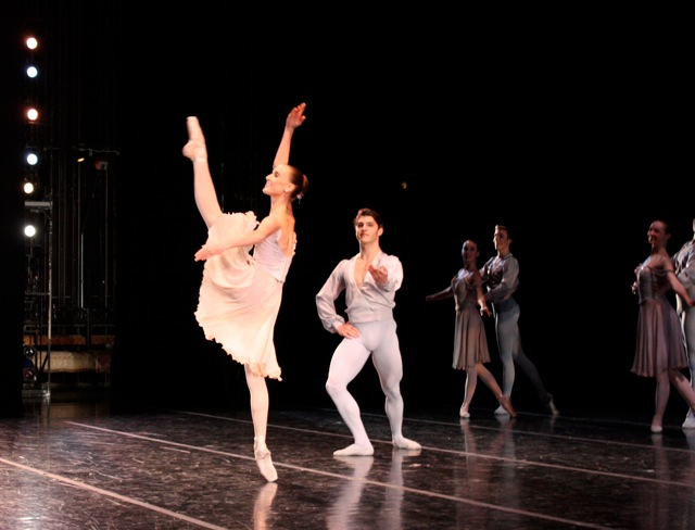 Ballet West 2 in O. N. by Pamela Robinson Harris  - Lindsay Duerfeldt, Robert Goodman