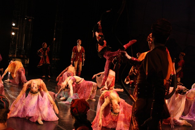 Aaron Orlowski and Artists of Ballet West in &quot;Polovtsian Dances From Prince Igor'