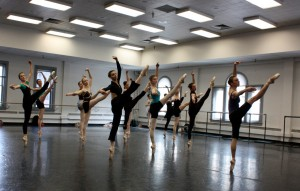 Artists of Ballet West