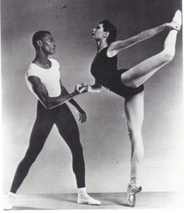 Original Cast Members: Diana Adams and Arthur Mitchell