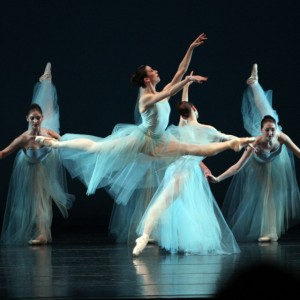 Megan Furse with Artists of Ballet West