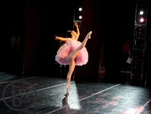 Arolyn Williams as the Sugar Plum Fairy