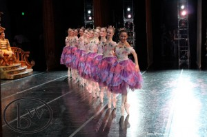 Artists of Ballet West in Waltz of the Flowers