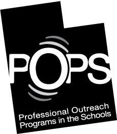 POPS Logo FINAL bw